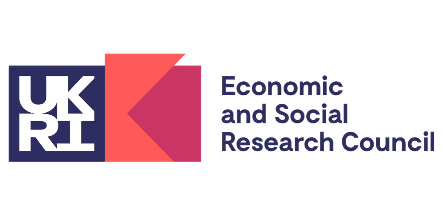 UKRI ESRC Coloured logo